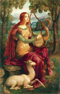 La dama con l'unicorno Armand Point