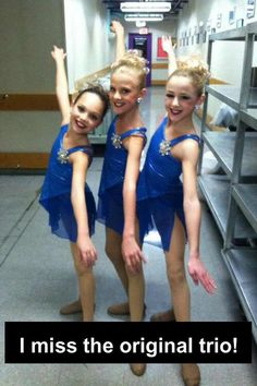 On pinterest chloe and paige dance moms and paige o hara