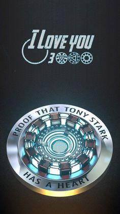 Tony Stark Heart Reactor IPhone Wallpaper - IPhone Wallpapers