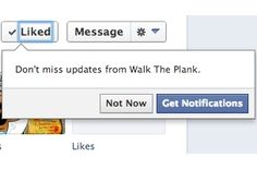 UPDATED: #Facebook Urges Users Who Like Pages To 'Get Notifications' When Those Pages Post