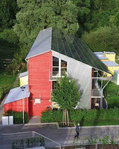 Un barrio alemán produce 4 veces más energía de la que consume gracias a sus techos solares.