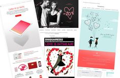 Der Valentinstag hält Einzug im E-Mail-Marketing!