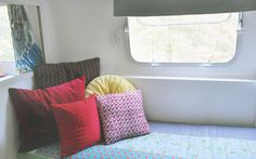 Living Tiny: George and Melanie's Airstream - House Tour - And Then We Saved