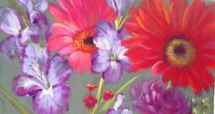 Pastel by Nel Whatmore. Http:/www.nelwhatmore.com