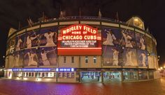 Wrigley Field - Stadium in Chicago - Thousand Wonders