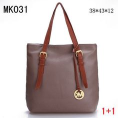 Michael Kors Shoulder Bags Brown Pink