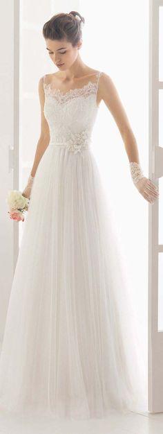 Aire Barcelona 2017 Wedding Dress
