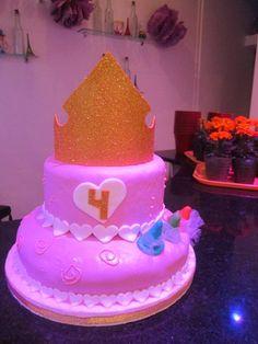 torta princesa Aurora