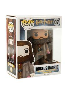 Funko Pop! Harry Potter Rubeus Hagrid 6