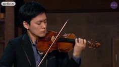Yu-Chien Tseng plays Bach, Paganini, Chopin & Tchaikovsky – XV International Tchaikovsky Competition, 2015, Violin / Round 1 • http://facesofclassicalmusic.blogspot.gr/2016/08/yu-chien-tseng-plays-bach-paganini.html