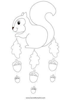 auf Šablony a omalovánky Diy And Crafts, Crafts For Kids, Paper Crafts, Quiet Book Templates, Felt Animal Patterns, Autumn Crafts, Autumn Activities, Applique Patterns, Autumn Theme