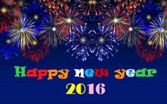 Free images for new year 2016