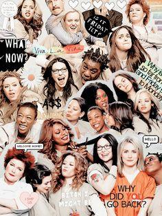 #Orange Is The New Black #Wallpaper