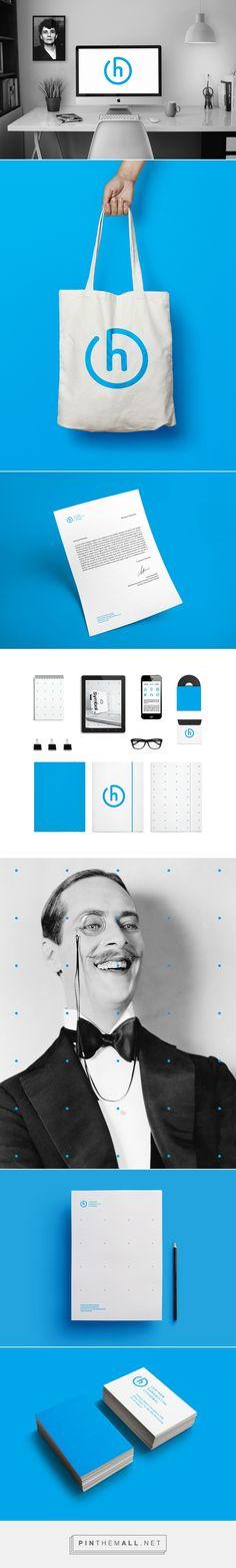 DIGITAL HUMANITIES CENTRE on Behance   Fivestar Branding – Design and Branding Agency & Inspiration Gallery