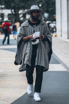 Ponchos for Men -- YEA or NAY?
