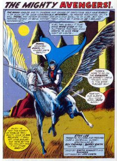 Barry Windsor Smith Avengers 100-01