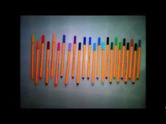 Rotuladores PARTE 2; Markers PART 2 / Stop Motion - YouTube