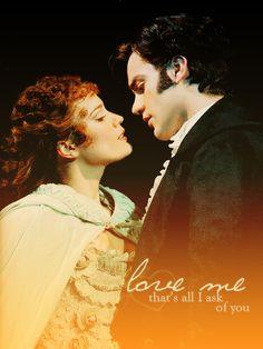 "[very young] Ramin Karimloo and Katie McKnight-Adams as Raoul and Christine, ""Phantom of the Opera"""