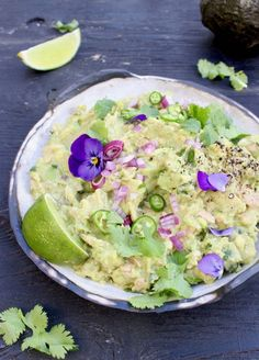 Avocado Tuna Salad without Mayo, Just Wild Tuna, Creamy Avocado, Zesty Lime and Fresh Herbs | CiaoFlorentina.com @CiaoFlorentina