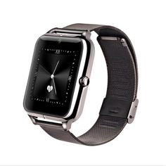 Uhoofit fashion Bluetooth Smart Watch Z50 2G Internet NFC Support SIM TF Card Wearable Devices