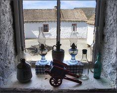 Folk Village Museum, Glencolmcille, Donegal