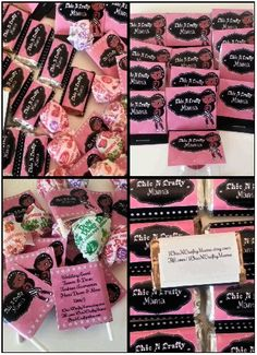 Awesome marketing ideas.  Mintbooks(these have lifesavers) , mini candy bars and lollipop tags. Need me to hook you up?... well send me a message!