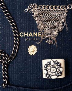 We would give a limb/organ to be able to wear this silver chain creation. It's remarkable how one house can be on the cusp of a cult classic while still maintaining inherent roots of ... ~Jewelry, CHANEL Paris-Bombay