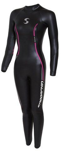 A wetsuit that works! Love it!