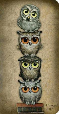 Bilderesultat for cute owl drawing pinterest