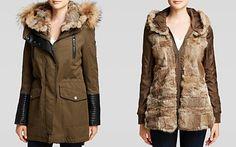 BCBGMAXAZRIA Coat - Savannah Anorak