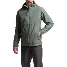 Marmot Broadford Jacket - Waterproof (For Men) in Dark Zinc - Closeouts