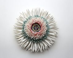 Zemer Peled love this! Very organic. Resembles a sunflower which is my second favorite from the rose