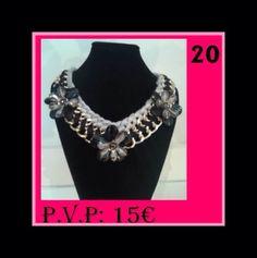 #collar #necklace #flor #flower
