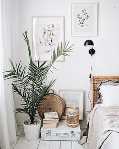 Home Interior Living Room .Home Interior Living Room Decor, Boho Bedroom, Home Decor, Room Inspiration, House Interior, Scandinavian Design Bedroom, Boho Interior, Apartment Bedroom Design, Minimal Bedroom