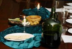 Preparing a Passover for Catholic Youth: Guide, Norms and Resources....What if we could help young people understand the roots of the Mass through an experience of the Passover Seder meal? In this article: my experience, some Church guidelines, a booklet guide to download and use, and related practical ideas.