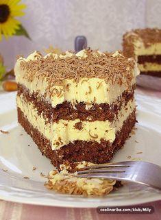 Torta s lješnjacima i karamelom — Coolinarika
