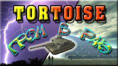 Нарезка реплеев боёв на американской ПТ 9 уровня Tortoise. Высокая прочность, толстая броняи высокоточное орудие позволяют не только выживать в бою, но и хорошо подамажить.   Наше  видео: https://youtu.be/-rJg7Anp4GI Наш канал: https://www.youtube.com/channel/UC40twqzQ-ENbIPdIukQ7EMg