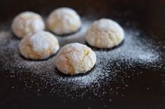 Crincles - popraskance prevoňané pomarančovou kôrou a chuť im dodal kokos spolu s pomarančovou šťavou.