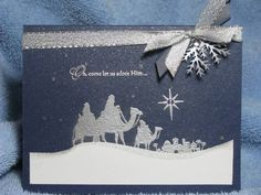 TSC1217, Come to Bethlehem by irishgreensue - Cards and Paper Crafts at Splitcoaststampers