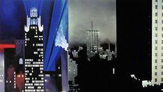 Apartment of Alfred Stieglitz and Georgia O'Keefe - http://art-nerd.com/newyork/apartment-stieglitz-okeefe/