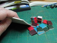 Quick and easy miniature books