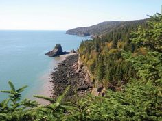 A New Hike Explores the Bay of Fundy