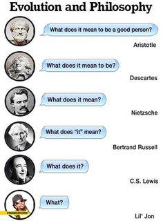 evolution and philosophy - Hledat Googlem