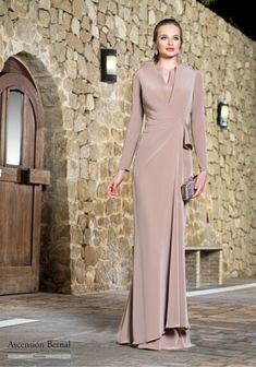 Jaimie - Evening Dresses and Fashion Bridesmaid Dresses, Prom Dresses, Formal Dresses, Bride Dresses, Hijab Fashion, Fashion Dresses, Elie Saab, Mother Of The Bride, Designer Dresses