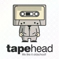 tape head by XBlueDivision