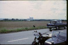 My Ariel near Manston Kent about 1966