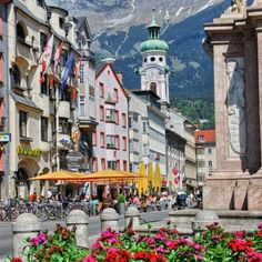10 Most Beautiful But Underrated Cities in Europe: Innsbruck-Austria Places Around The World, The Places Youll Go, Travel Around The World, Places To See, Around The Worlds, Visit Austria, Austria Travel, Innsbruck, Salzburg