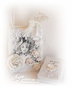 149 best shabby chic gift bags images paper bags gift wrap rh pinterest com