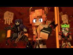 """""""Begin Again"""" - A Minecraft Original Music Video ♪ - YouTube"""