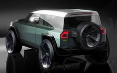 Designerspen/디자이너 펜 ( Car Design Sketch, Truck Design, Car Sketch, 4x4, Large Suv, Tata Motors, Industrial Design Sketch, Car Drawings, Sport Cars